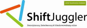 Logo-ShiftJuggler Dienstplan-Software