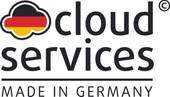 Logo Cloud-Services Made in Germany